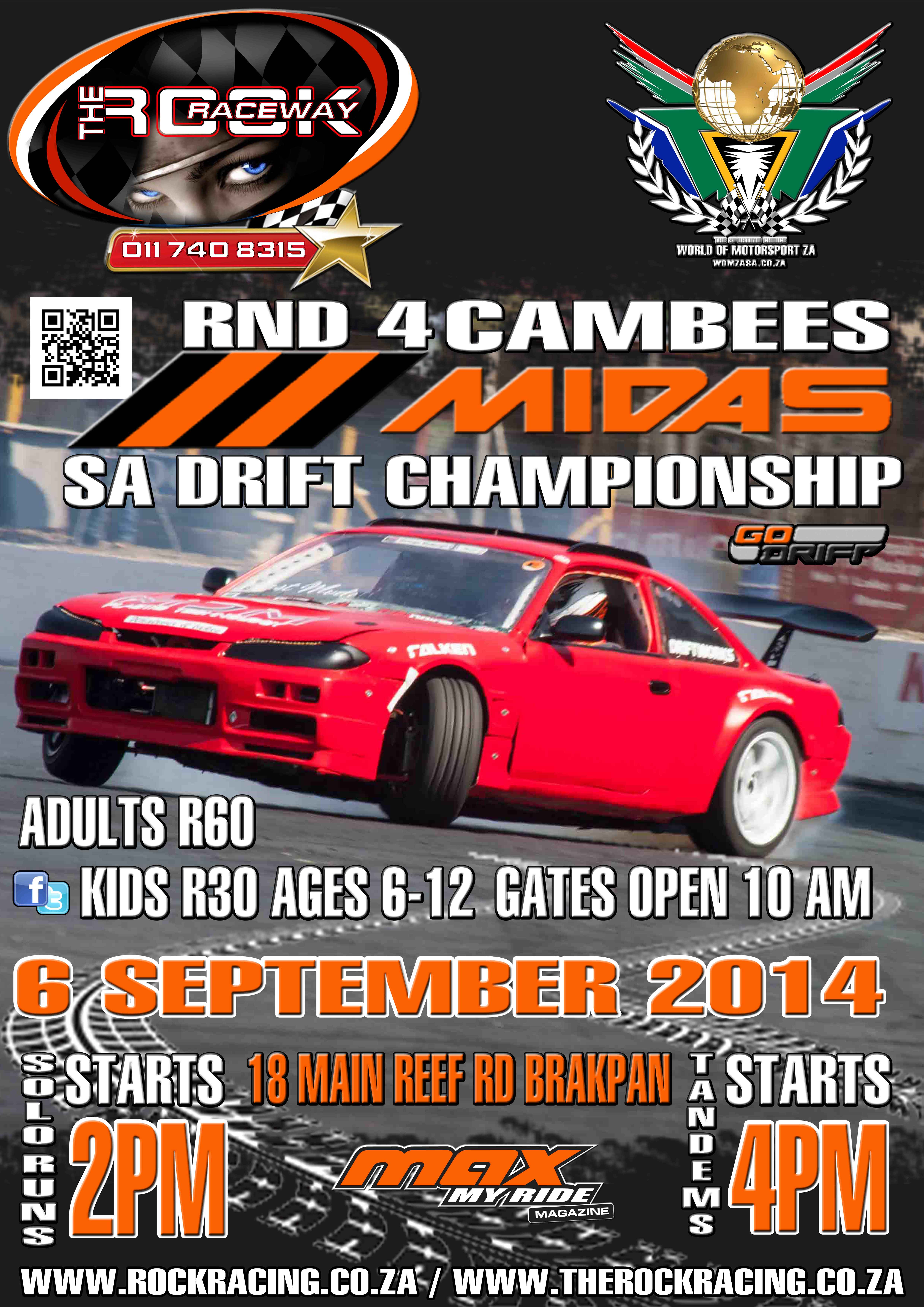 6 Sept Cambees Drift