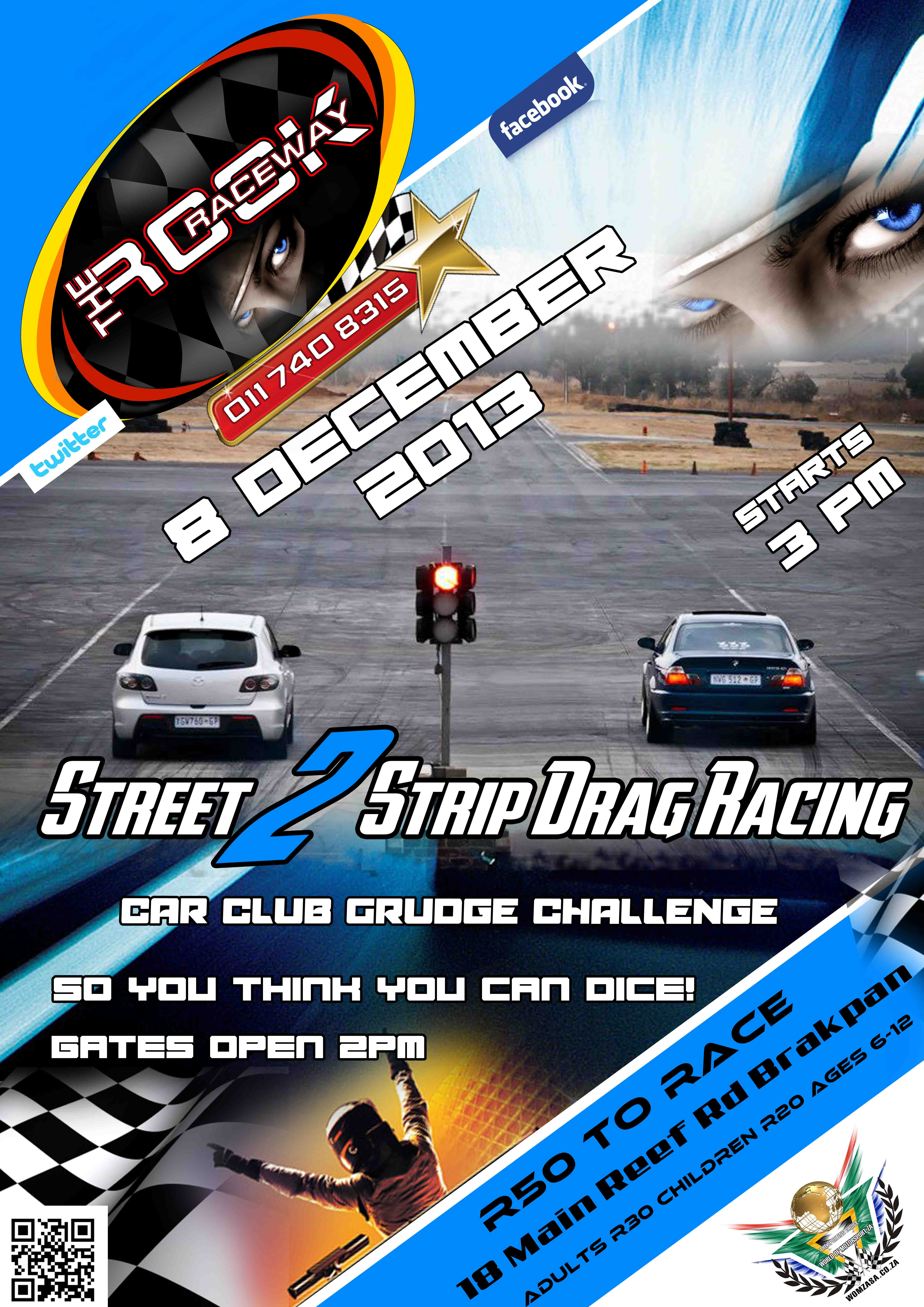 8 Dec Drags