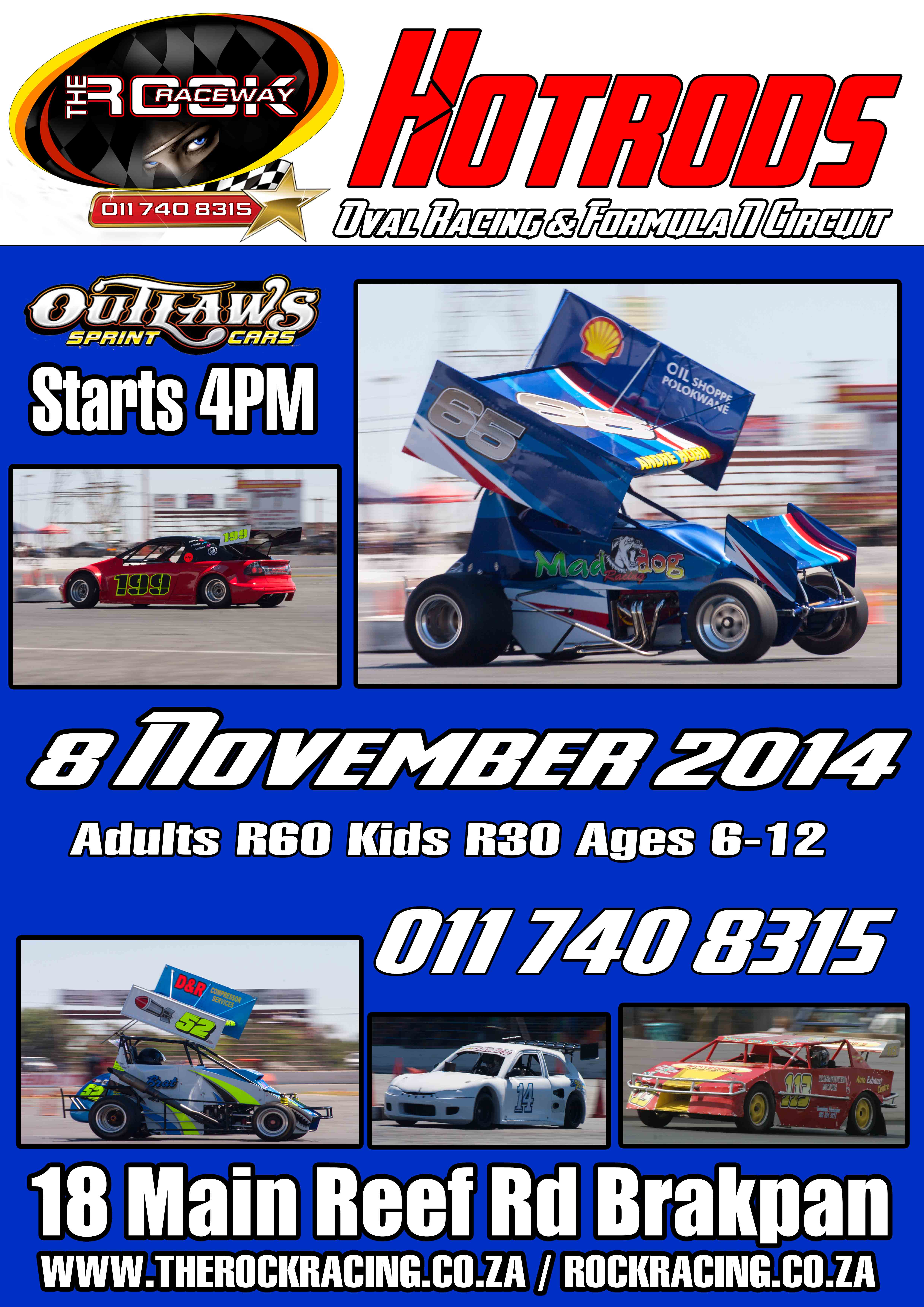 Hotrods 8 November