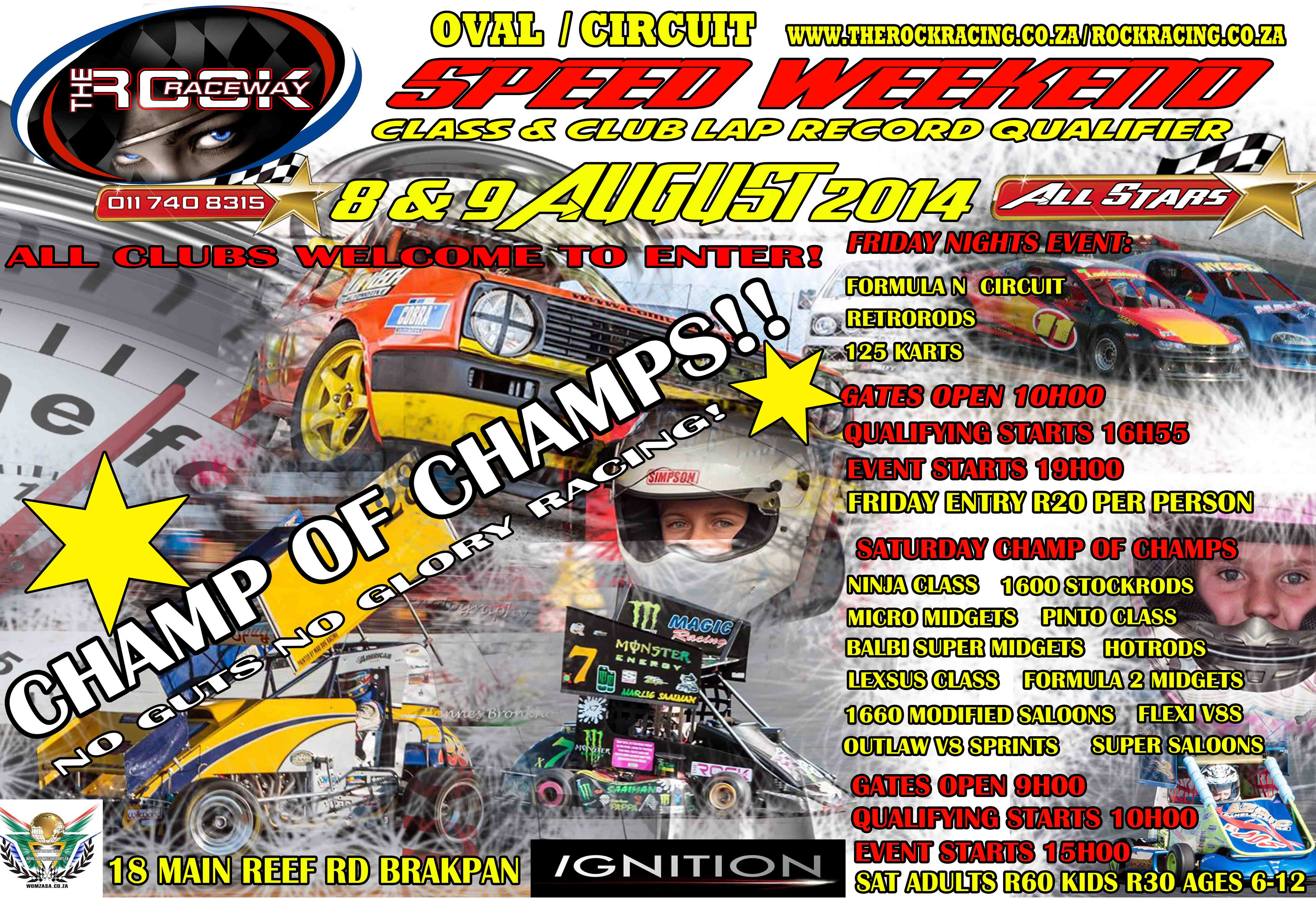 speed weekend 2014fb